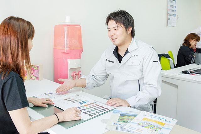 診断報告+お見積りプランのご提案