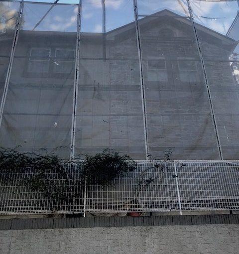 千葉市稲毛区 外壁塗装